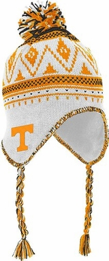 Tennessee Tassel Pom Knit Hat
