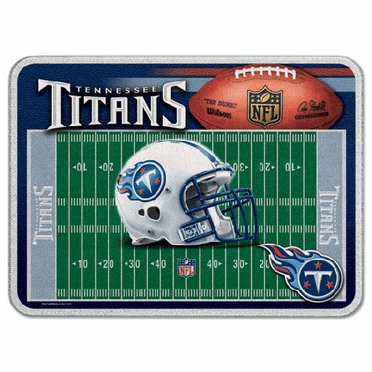 Tennessee Titans 11 x 15 Glass Cutting Board