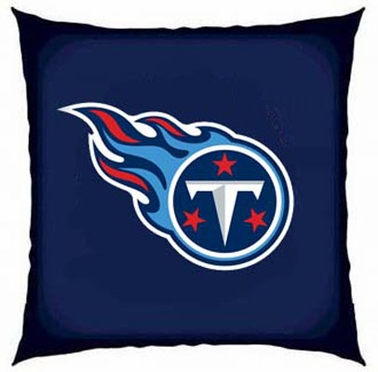 Tennessee Titans 15 Inch Applique Pillow