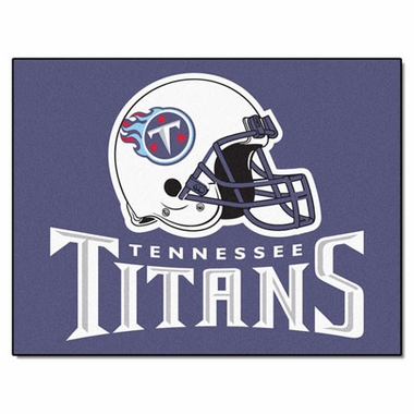 Tennessee Titans 34 x 45 Rug
