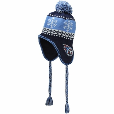 Tennessee Titans Abomination Tassel Knit Hat