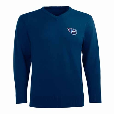 Tennessee Titans Mens Ambassador Sweater (Team Color: Navy)