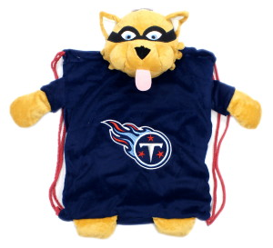 Tennessee Titans Back Pack Pal