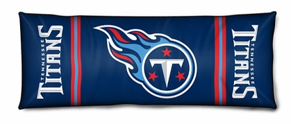 Tennessee Titans Body Pillow
