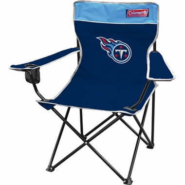 Tennessee Titans Broadband Quad Tailgate Chair