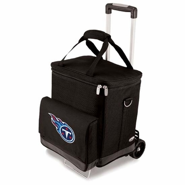 Tennessee Titans Cellar w/Trolley (Black)