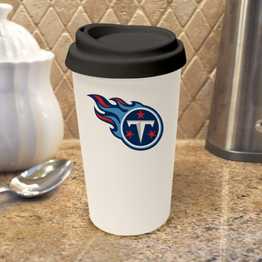Tennessee Titans Ceramic Travel Cup