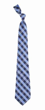 Tennessee Titans Check Poly Necktie
