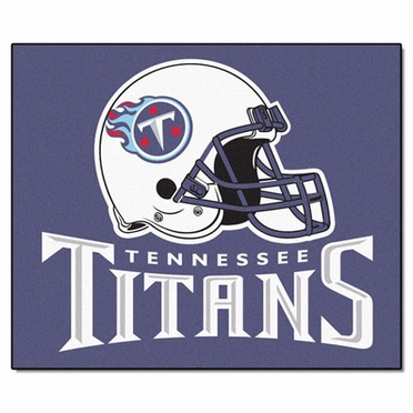 Tennessee Titans Economy 5 Foot x 6 Foot Mat