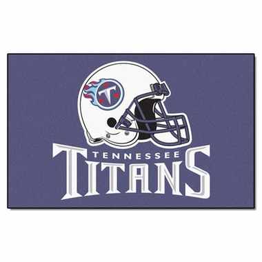 Tennessee Titans Economy 5 Foot x 8 Foot Mat