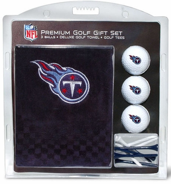 Tennessee Titans Embroidered Towel Gift Set