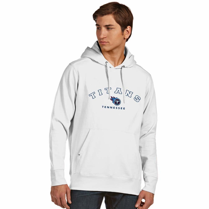 Tennessee Titans Full Embroidery Mens Signature Hooded Sweatshirt ...