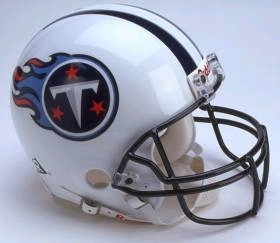 Tennessee Titans Full Sized Replica Helmet