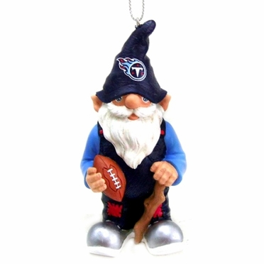Tennessee Titans Gnome Christmas Ornament