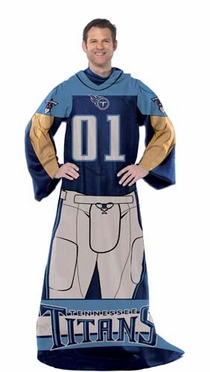 Tennessee Titans Huddler Wrap (Uniform)