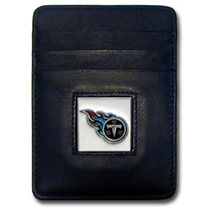 Tennessee Titans Leather Money Clip (F)