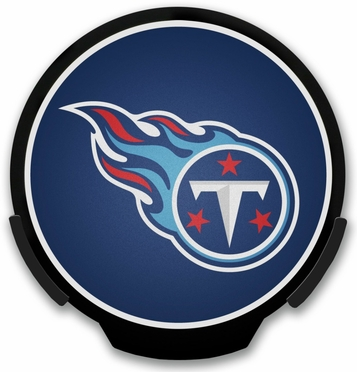 Tennessee Titans Light Up Power Decal