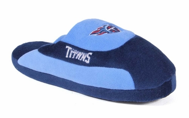 Tennessee Titans Unisex Low Pro Slippers
