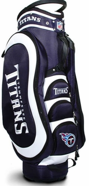 Tennessee Titans Medalist Cart Bag
