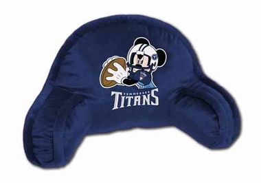 Tennessee Titans Mickey Mouse YOUTH Bedrest