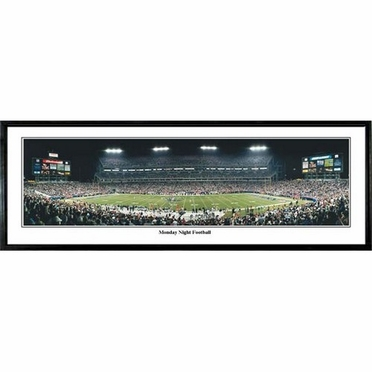 Tennessee Titans Monday Night Football Framed Panoramic Print