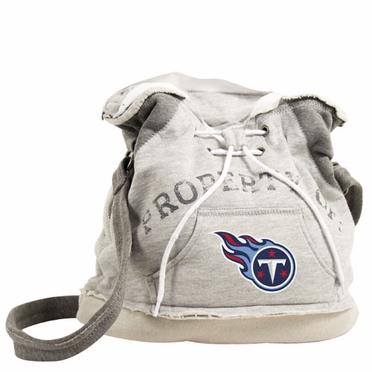 Tennessee Titans Property of Hoody Duffle