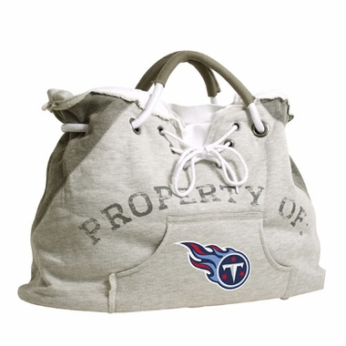 Tennessee Titans Property of Hoody Tote