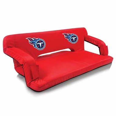 Tennessee Titans Reflex Travel Couch (Red)