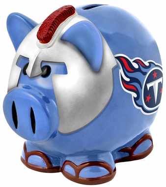 Tennessee Titans Piggy Bank - Thematic Small