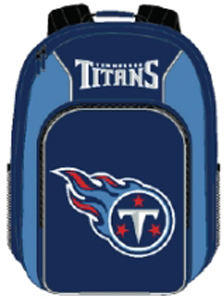 Tennessee Titans Southpaw Youth Backpack
