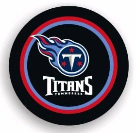 Tennessee Titans Spare Tire Cover (Small Size)