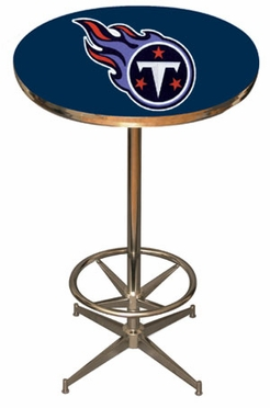 Tennessee Titans Team Pub Table
