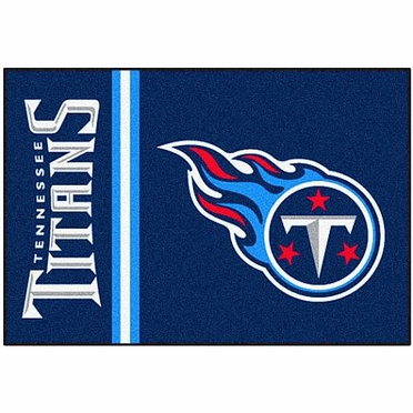 Tennessee Titans Uniform Inspired 20 x 30 Rug