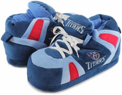 Tennessee Titans UNISEX High-Top Slippers