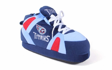 Tennessee Titans Unisex Sneaker Slippers