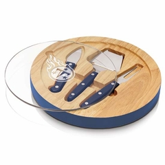 Tennessee Titans Ventana Cheese Board (Navy)