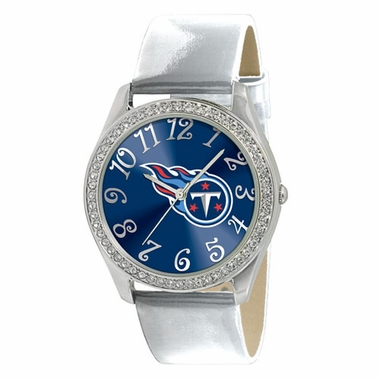 Tennessee Titans Women's Glitz Watch