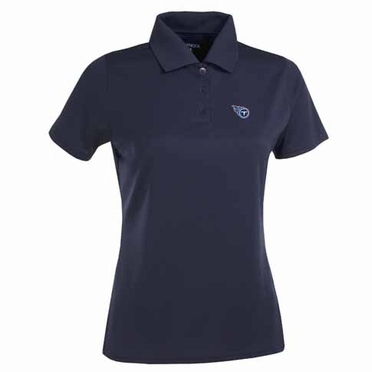 Tennessee Titans Womens Exceed Polo (Team Color: Navy)