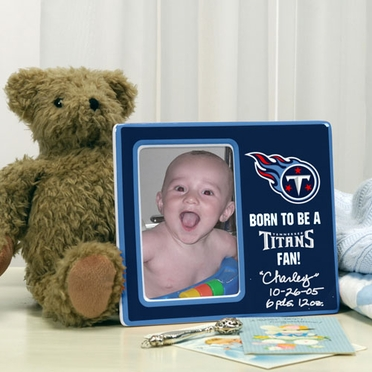 Tennessee Titans Youth Picture Frame