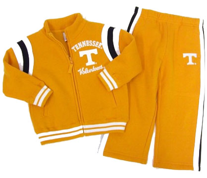 Tennessee Toddler Jacket and Pants Set - 4T