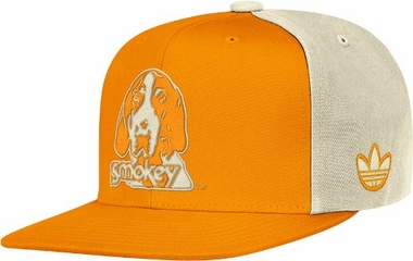 Tennessee Vault Mascot Adjustable Snap Back Hat