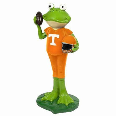 Tennessee Volunteers 12 Inch Frog Player Figurine