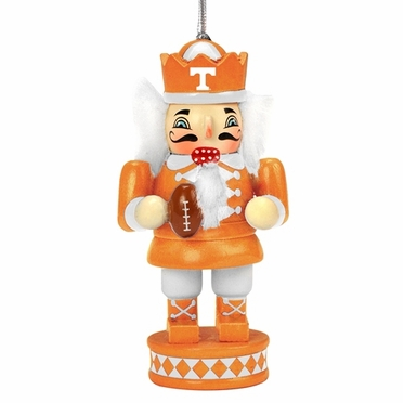 Tennessee Volunteers 2012 Nutcracker Ornament