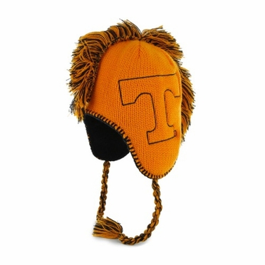 Tennessee Volunteers 47 Brand Mohican Orange Mohawk Knit Hat