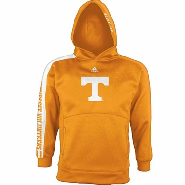 Tennessee Volunteers Adidas YOUTH 2012 Sideline Swagger Hooded Sweatshirt