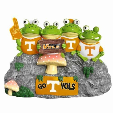 Tennessee Volunteers Frog Fan Bench