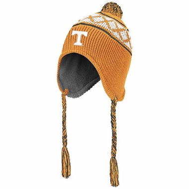 Tennessee Volunteers Lodge Tassel Pom Knit Hat
