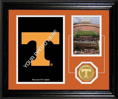 "Tennessee Volunteers University of Tennessee ""Fan Memories"" Desktop Photomint"