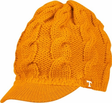 Tennessee Women's Visor Knit Hat