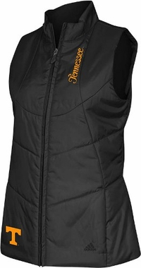 Tennessee Womens 3 Stripe Quilted Vest